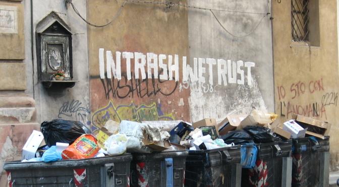 L'Umbria del PD: futuro immondezzaio del centro Italia