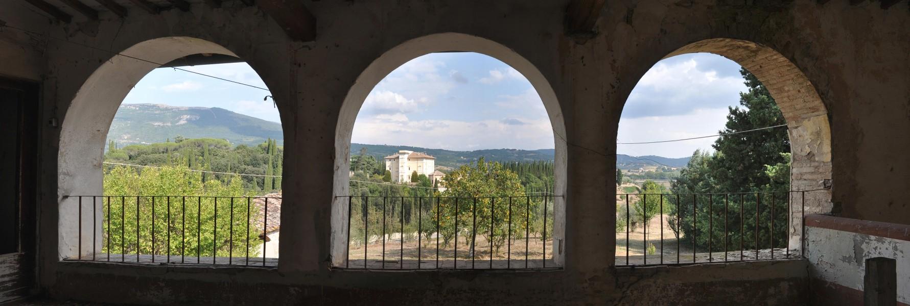 Mauro Bifani - La Villa del Cardinale da Coldibetto