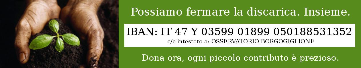 Ecodistretto – Osservatorio BorgoGiglione